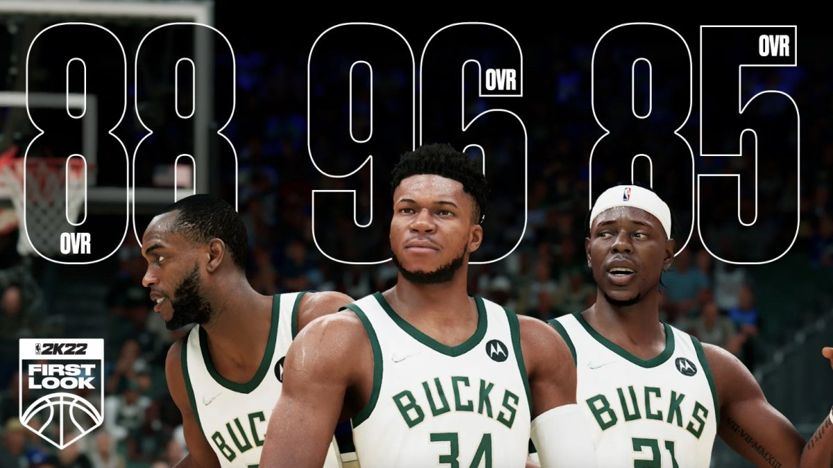 Nba 2k22 Ratings Tracker Top Players Release Date And More Nbc Chicago