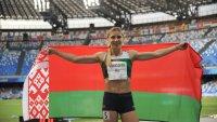 Belarus Runner, 'Safe' in Japan, Alleges Olympic Team Tried to Send Her Home