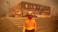 Dixie Wildfire Engulfs Northern California Town, Leveling Homes and Businesses