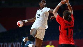 Angola Korea Handball