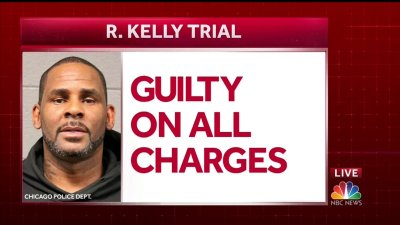 R. Kelly Convicted: Legal and Political Experts Weigh In – NBC Chicago