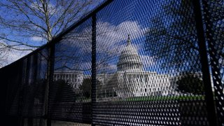 Capitol Hill Fence