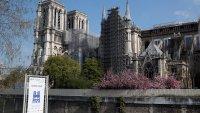 France's Notre Dame Cathedral Secured at Last. Next: Rebuild