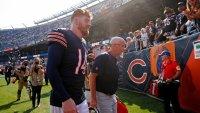 Bears' Matt Nagy Thinks Andy Dalton Didn't Tear His ACL
