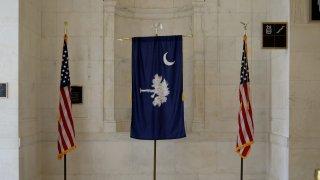 South Carolina state flagSouth Carolina state flag