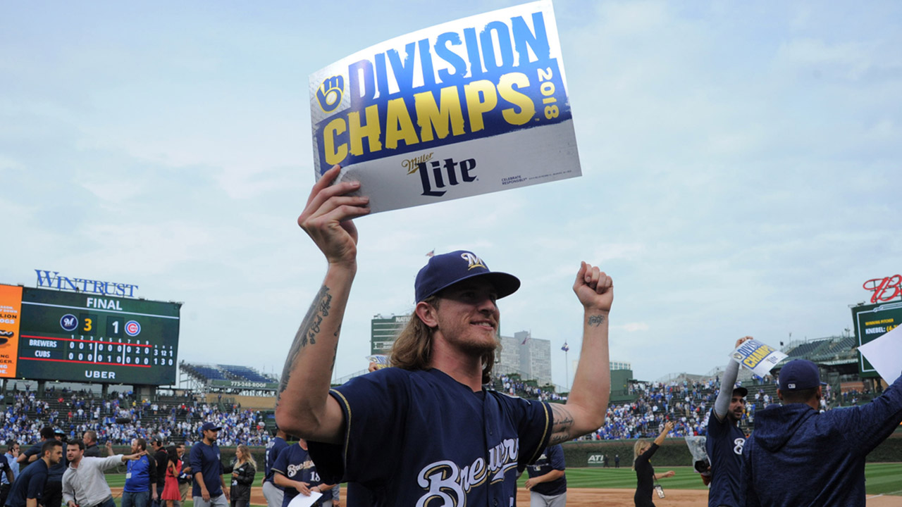 Cubs Face Potential for Brewers to Clinch Berth Against Them Again