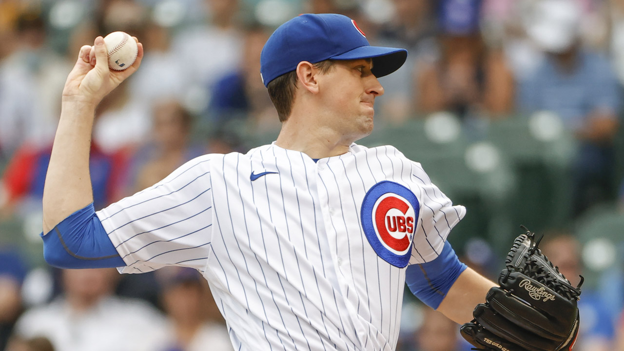 Cubs' Kyle Hendricks to Make Last 3 Starts as Scheduled