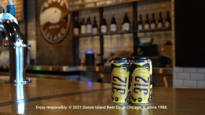 Marathon Moments: The Finishers Beer