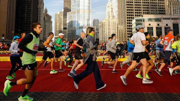 chicago marathon 2019 getty