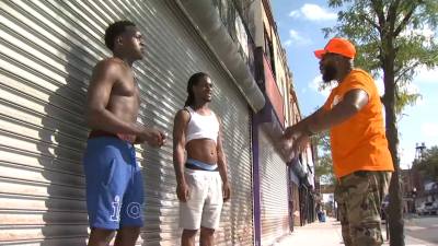 Violence in Chicago: The Importance of Mentors