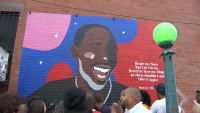 Michael K. Williams of 'The Wire' Honored After Death With New NYC Mural