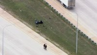Northbound Tri-State Tollway Closed at Russell For Accident; Motorcyclists Seriously Hurt