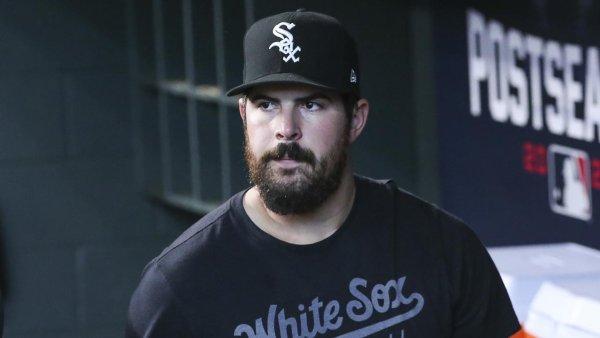 Carlos Rodon Chicago White Sox USATSI16902441