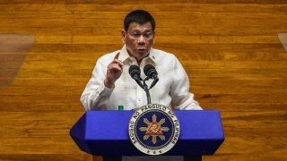 PHILIPPINES-POLITICS