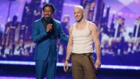 Jonathan Goodwin Hospitalized After Accident During 'America's Got Talent' Rehearsal