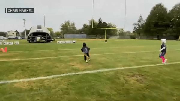 griffin touchdown 2