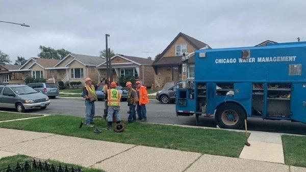 hydrant responds