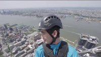 One of NYC's Tallest Skyscrapers Lets Guests Climb Above 1,200-Foot Tall Edge
