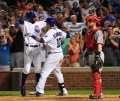 Schwarber Hits 2-Run HR to Power Cubs Past Reds 5-4