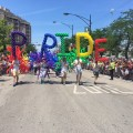 Floats, Signs and Fans: 2018 Chicago Pride Parade in Photos