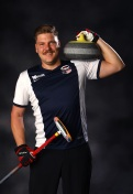 Matt Hamilton, Curling