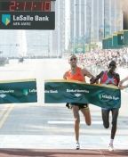 2007 Chicago Marathon: Day of Record Breaking Heat