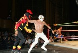 Mexican Wrestling and Burlesque