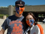 Photos: Fans Bear Down for Season Opener