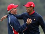 Tiger Leads U.S. to President's Cup Win