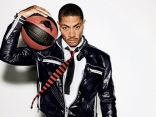 Derrick Rose Blooms in GQ Spread