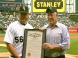 Gov. Quinn Makes Mark Buehrle Day Proclamation