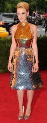 Dramatic Red Carpet Fashion at the Met Gala