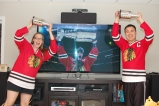 [UGCCHI-CJ-patriotic photos]SHOW US YOUR HAWKS PRIDE!