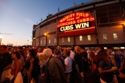 12 Wrigley Bars With Specials for Wednesday's Wild Card Game