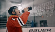 Watch: Toews Trick Shot