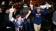 Super Bowl Football Boston