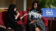 Michelle in Morocco
