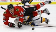 Blackhawks Fall in Game 1 vs. Nashville - 2016