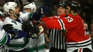 Canucks vs. Blackhawks - 2009