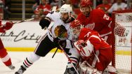 Red Wings vs. Blackhawks - 2009