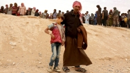 APTOPIX Mideast Jordan Stranded Refugees