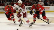 Jonathan Toews, Viktor Stalberg Game 3 2012