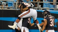 Bears Panthers Football