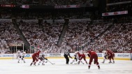 Game 5 Blackhawks 2 vs. Coyotes 1