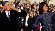 APTOPIX Inaugural Parade Obama