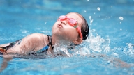 children swimming pool