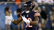 Bears' Hall Suspended for Violation of NFL Substance Policy