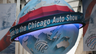 Check out the Cars at the Chicago Auto Show