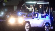 Pope Francis Begins Visit in Mexico