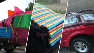 Oh, Hail No! Texans Find Ways to Protect Cars From Hail